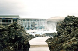 A peek at The Blue Lagoon
